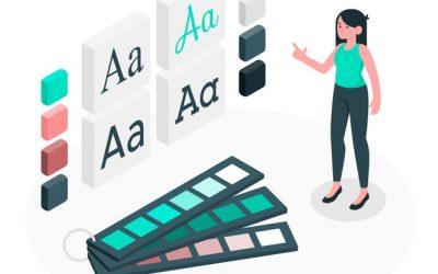 Tipografías en WordPress, ¿Cuál elegir para mi página web?